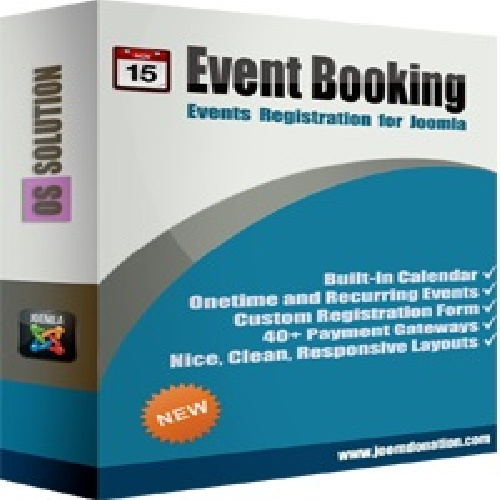 Event Booking 2.4.0