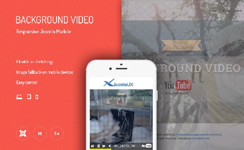 JUX Background Video 2.0.8