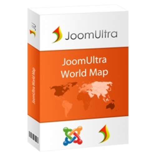 JoomUltra WorldMap 3.0.1