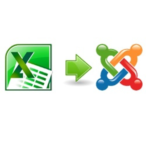 Import users to Joomla from Excel or CSV file 1.2.7