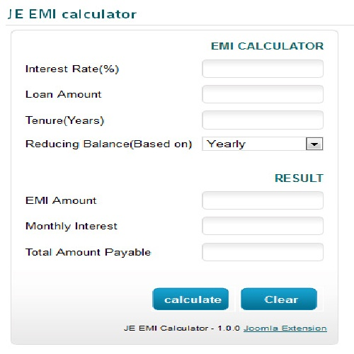 JEXTN EMI Calculator 3.0.1