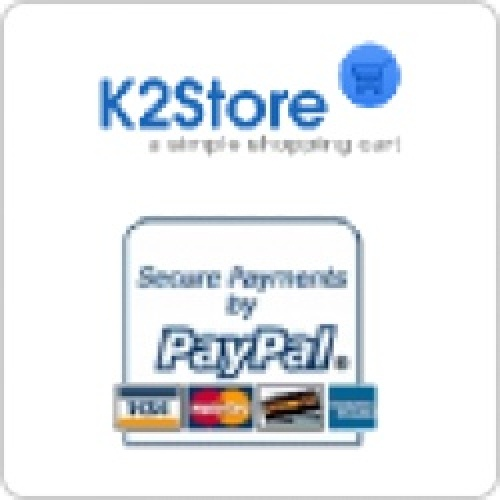 Paypal Payment for K2 Store 3.15