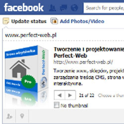 Perfect Link with Article Images on Facebook PRO 2.0.21